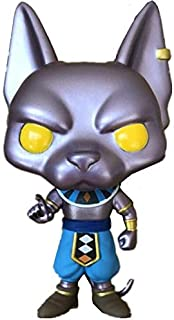 FUNKO POP animation Dragon Ball Super Beerus plating limited edition vinyl figure boxed model-YJ