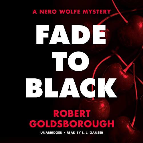 Fade to Black Audiobook By Robert Goldsborough cover art