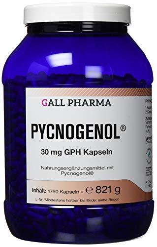Gall Pharma Pycnogenol 30 mg GPH Kapseln, 1750 Kapseln