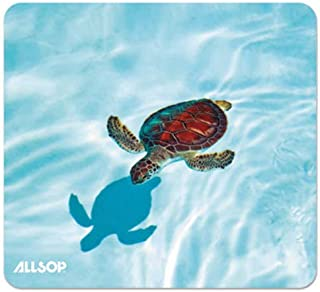 AllsopNature's Smart Mouse Pad 60% Recycled Content, Turtle (31425)