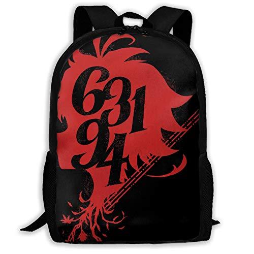 Yaxinduobao Fashion Daypack Ambassador Magma School Bag Teenager Casual Sports Backpack Men Women Student Travel Hiking Laptop Backpack