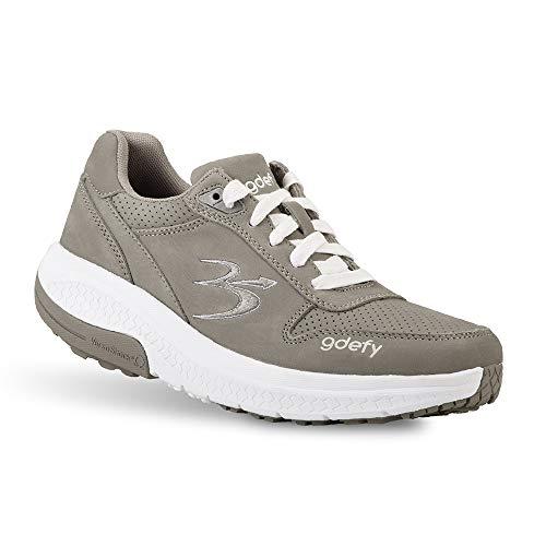 Gravity Defyer Damen G-Defy Orion Athletic Schuhe - Beste Freizeitschuhe Fußschmerzen, Knieschmerzen, Rückenschmerzen, Plantarfasziitis Schuhe