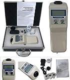 HFBTE WGZ-20B Turbidity Meter Turbidimeter Digital Water Nephelometer with 0~20NTU Measuri...