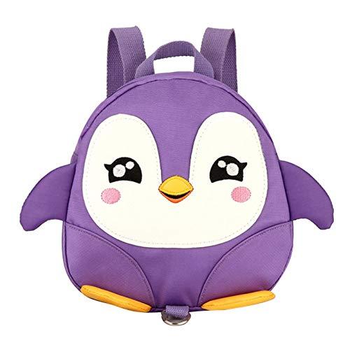 XINGSd Advanced Baby Wandelen Veiligheid Rugzak Kleine Kid Anti-Verloren Reistas Leuke Cartoon Pinguïn Mini Rugzakken met Touw Pp