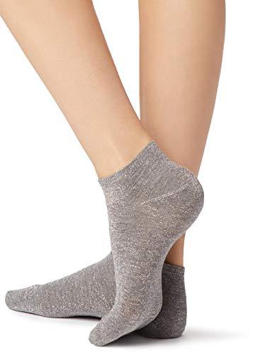 Calzedonia Damen Knöchelkurze Socken aus Baumwolle