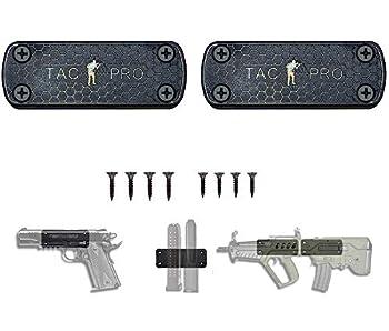 Tactical Pro Sports Tac Mag Gun Magnet Holder with 50 lb Rating  2 PCS