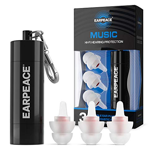 EarPeace Concert Ear Plugs