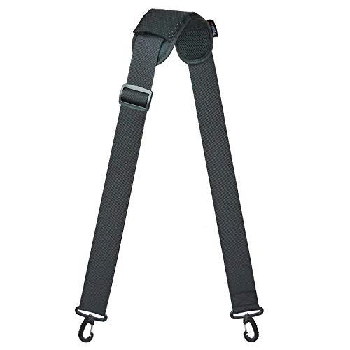 Taschenmann2005 Schulterriemen für Taschen, Taschengurt Breit 5 cm, bis zu 156 cm lang, Shoulder Starp, Schultergurt für Taschen mit großem atmungsaktiven Polster