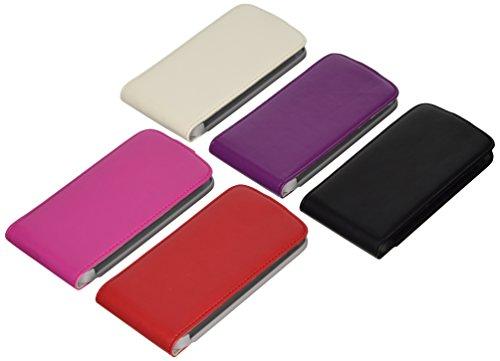 TwitFish gesorteerde fliphoezen met sleep sensoren multipack voor Samsung Galaxy S4 i9500