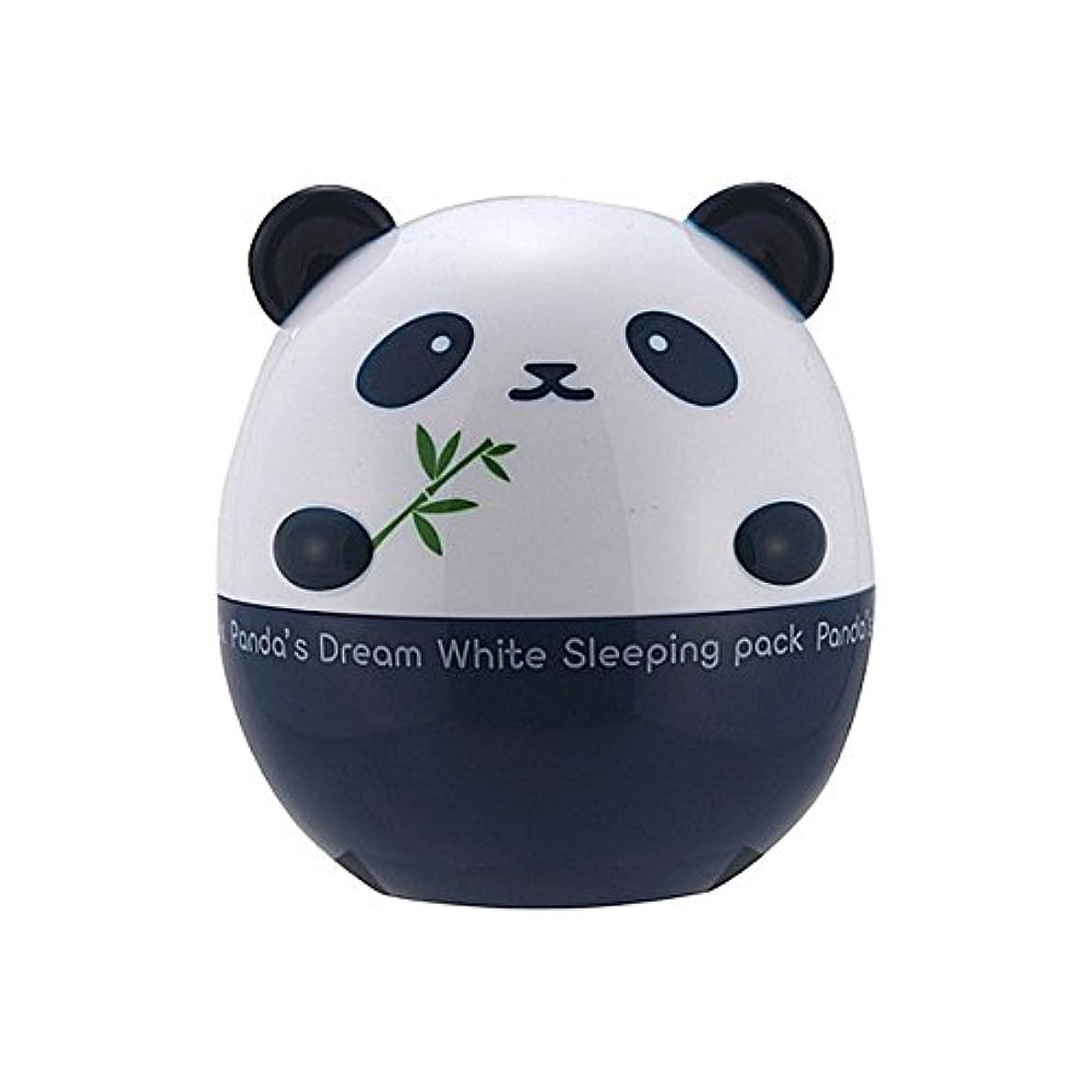 ルート飲み込む啓示トニーモリーパンダの夢の睡眠パック x4 - Tony Moly Panda's Dream Sleeping Pack (Pack of 4) [並行輸入品]