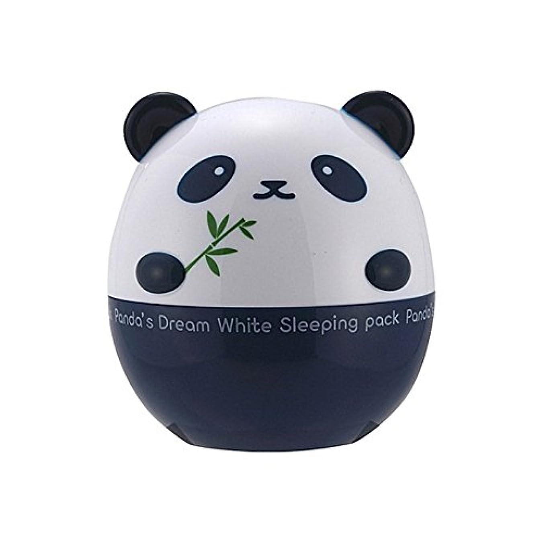 スケート充実残るトニーモリーパンダの夢の睡眠パック x4 - Tony Moly Panda's Dream Sleeping Pack (Pack of 4) [並行輸入品]