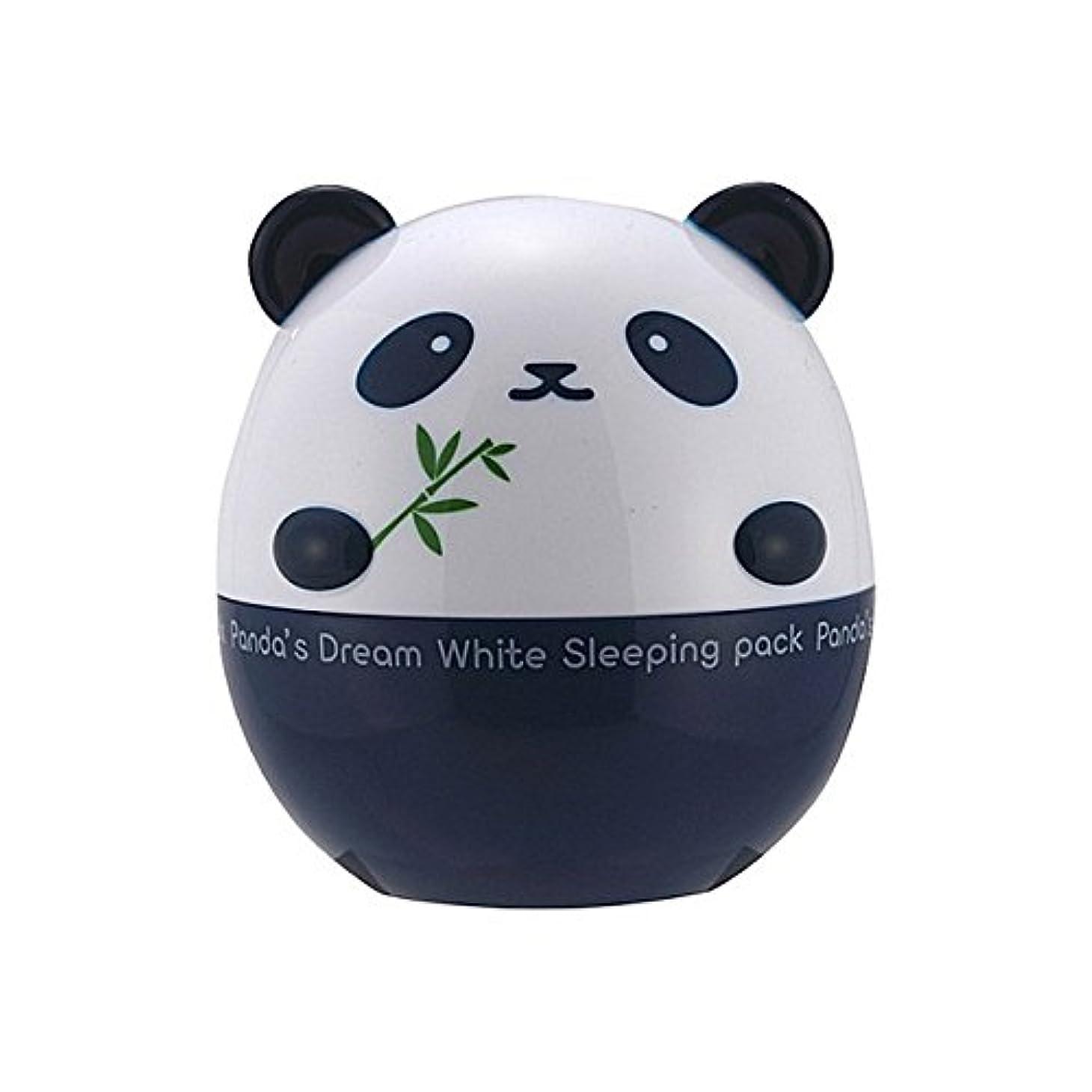 再生昨日パッケージTony Moly Panda's Dream Sleeping Pack - トニーモリーパンダの夢の睡眠パック [並行輸入品]