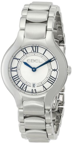 Ebel 1216037–Armbanduhr Damen, Armband in Edelstahl