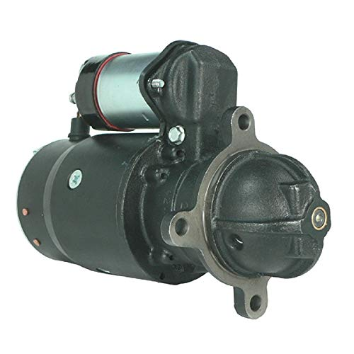 DB Electrical SDR0100 Starter For Clark Forklifts Lift Truck & Teledyne Waukesha Engines C500 C500-30 C500-35 C500-40 C500-45 C500-50 C500-55 C500-H40 C500-Y60 Y50 Y40/1636179, 1636180,2355693,2355694