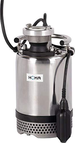 HOMA Tauchpumpe HBP 501 WA mit Mantelkühlung