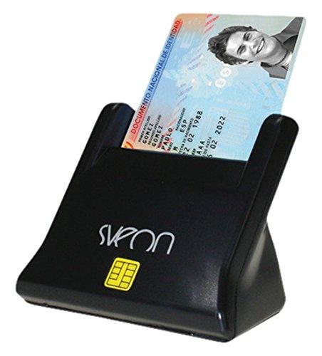 Sveon SCT022 - Lector de DNI electrónico