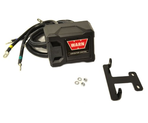 WARN 83664 Contactor with Electric Cables for M8000, XD9000, and 9.5XP-S Winches