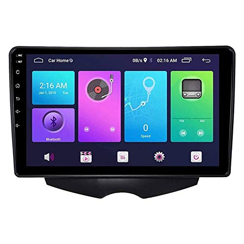 YLCCC Coche Estéreo Navigator Digital Resistivo FM Am Radio Receptor Reproductor Multimedia con Bluetooth Mirror Link Llamar Respuesta a Hyundai Veloster 2011-2017,4 Core 4g+WiFi: 2+32gb