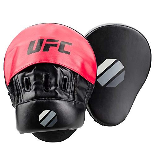 UFC Curved Focus Mitts (1 Pair) Focus Mitts, Black