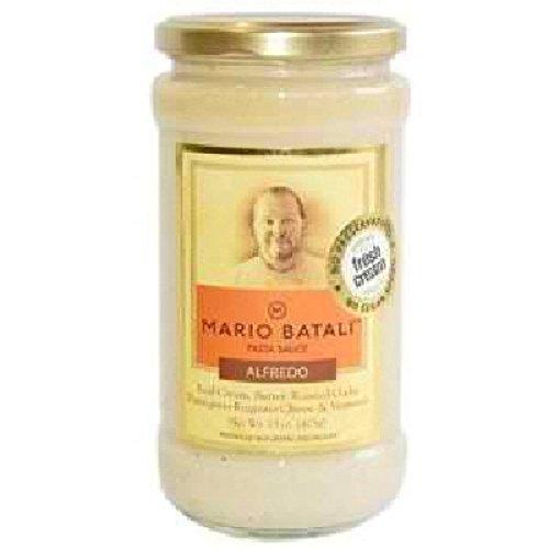 Mario Batali Alfredo Pasta Sauce