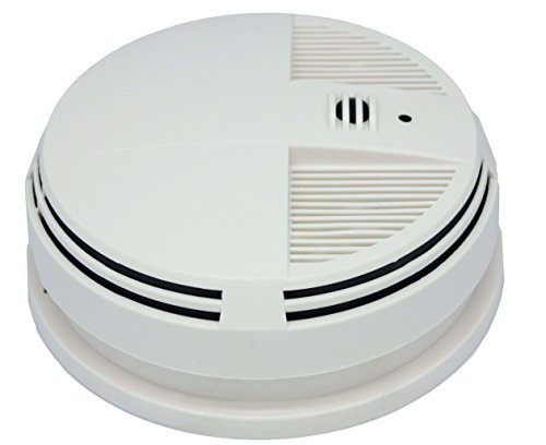 Xtreme Life 720p Night Vision Smoke Detector Hidden Camera (Side View) Built in DVR
