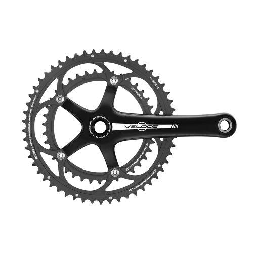 Campagnolo Power-Torque Kurbelgarnitur, schwarz, 172.5-39 x 53 cm