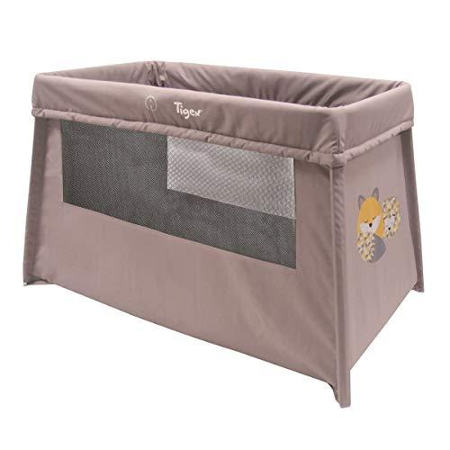 lit parapluie avec matelas