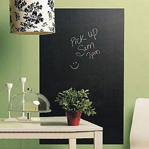 Blackboard Contact Papier Krijtbord Muurstickers Krijtbord Marker met Krijt voor Kinderen Office School Thuis Zelfklevende Duurzame Verwijderbare Brede Extra Grote 18