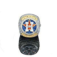 YIYICOOL 2017 Houston Astro's World Series Ring Wooden Box Ring Size 8-14 (9, Altuve)