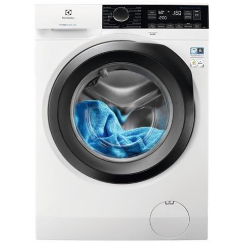 Electrolux EW8F282S lavatrice Libera installazione Caricamento frontale Bianco 8 kg 1200 Giri/min A+++