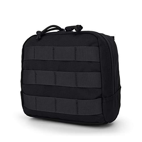 Mardingtop Tactical riñoneras para Hombres, riñonera riñonera compacta MOLLE Bag Bolsa para...