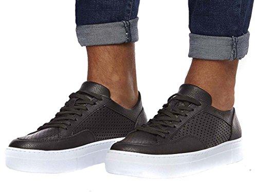 Leif Nelson Herren Schuhe Freizeitschuhe elegant Winter Sommer Freizeit Schuhe Männer Sneakers Sportschuhe Laufschuhe Halbschuhe LN154; Größe 40, Schwarz