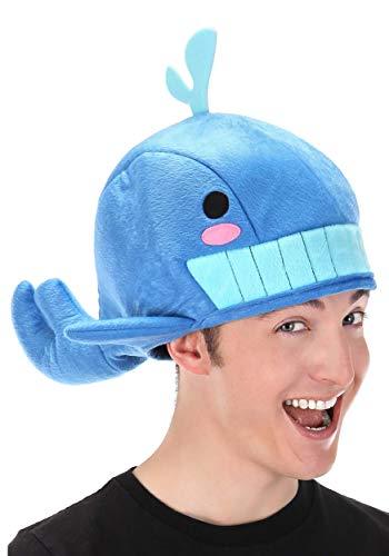 elope Cute Plush Blue Whale QuirkyKawaii Hat
