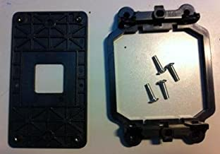 AMD [Back Plate and Four Screws Included] CPU Fan Bracket Base for AM3 Socket