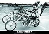 Easy Rider Classic Movie - Große Laminierte Poster -