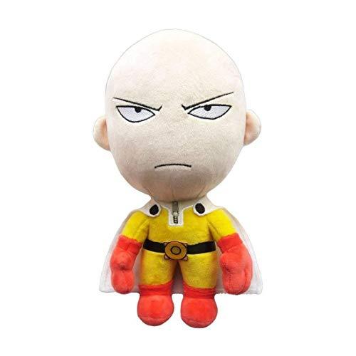 Sakami Merchandise SAK77008 One Punch Man-Saitama-Angry Version Plüsch Figur, 28 cm