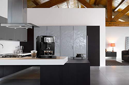 De'Longhi Magnifica S, Machine expresso avec broyeur ECAM22.110.B, Noir