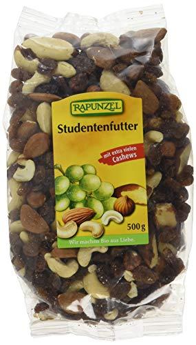 Rapunzel Studentenfutter, 1er Pack (1 x 500 g) - Bio