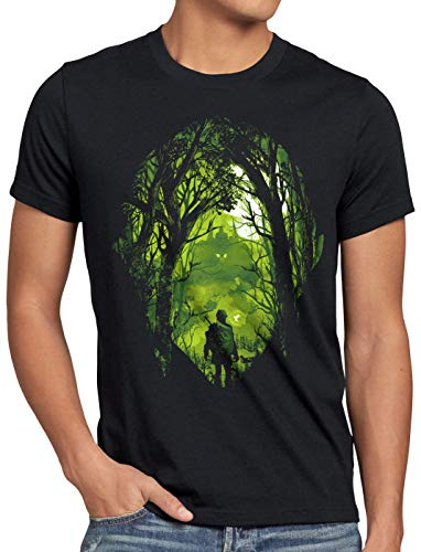 A.N.T. Hyrule Legacy Herren T-Shirt link Zelda Ocarina, Größe:M