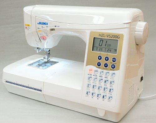 JUKIジューキコンピュータミシンHZL-VS200G