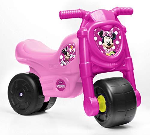 FEBER- Motofeber Minnie Jumper Correpasillo (Famosa 800009361)