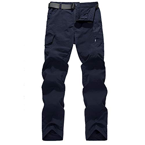 WBNCUAP Pantalones de Carga táctico de los Hombres Respirables...