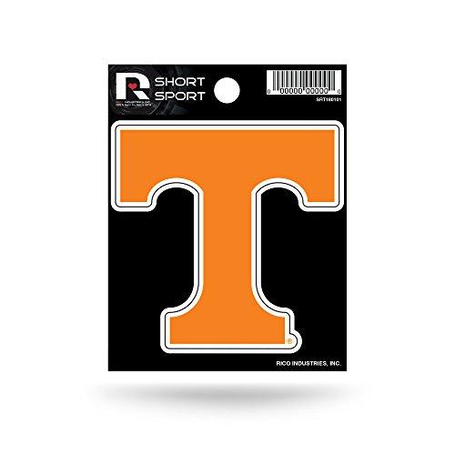 NCAA Rico Industries Die Cut Team Logo Short Sport Sticker, Tennessee Volunteers