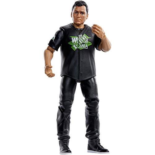 WWE Wrestlemania Figura Luchador Elite Shane McMahon (Mattel GKY60)