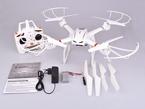 RC Quadrocopter MJX X101 FPV 2.4 GHz 6-Achsen Gyro …