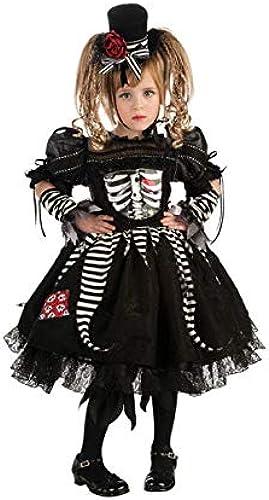 Horror-Shop Kinder Skelleta Kostüm Toddler
