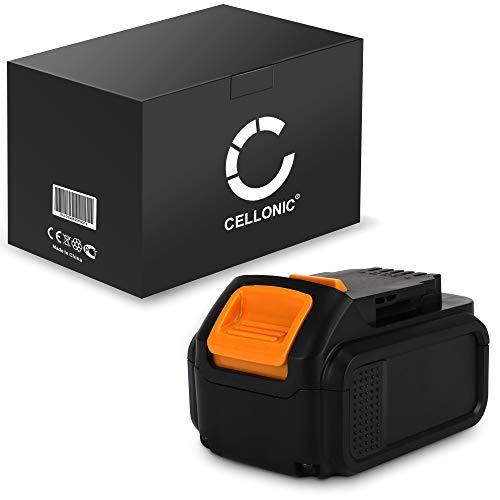 CELLONIC® Premium Akku 18V, 4Ah, Li-Ion kompatibel mit Dewalt DCD995 / DCF885 / DCF889 / DCF620 Ersatzakku DCB204, DCB203, DCB201,DCB200,DCB183, DCB182,DCB184, DCB205, DCB206 Batterie Werkzeugakku