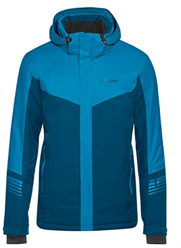 maier sports Herren Rosengasse Skijacke, Blau (methyl blue), 50