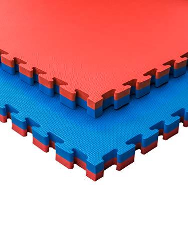 JOWY Lote 4 Unidades Esterilla Goma Espuma Tatami Puzzle | T