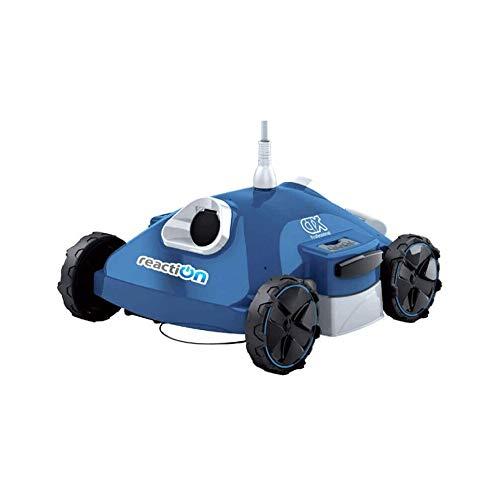 57352 Robot Elettrico Reaction Aspiratore Pulizia Fondo...